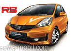 mobil all new honda jazz rs